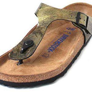 Birkenstock Gizeh BS Soft  Footbed Sandal. Size: 8